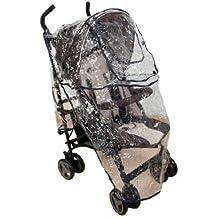 Burbuja universal de silla de paseo para la lluvia (multiusos). Protector de lluvia para bebés