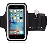 iPhone 6 6S - iPhone 7 - iPhone 8 Running Sports Armband Gyms Fitness Workout ARM Band Cover Strap