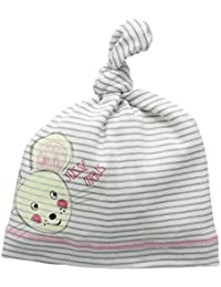 Adelheid Baby - Mädchen Mütze Süße Maus Bio Babymütze Knoten Albglück
