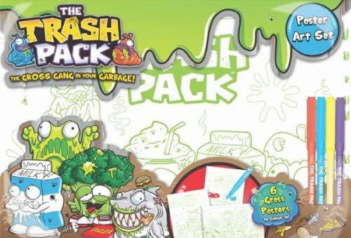 Anker - Anktpps - - - Loisirs Créatifs - Fait Tes Posters - Trash Pack | Un Approvisionnement Suffisant  b4a2fc