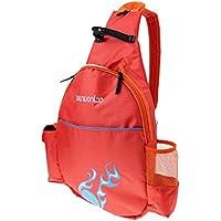 SGerste Badminton - Mochila para Raqueta de Tenis, Color Naranja