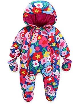 Baby Schneeanzug mit Kapuze Spie