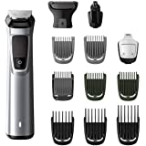Philips MG7715 Multi-Grooming Kit For Men Cordless Grooming Kit for Men (Silver, Black)