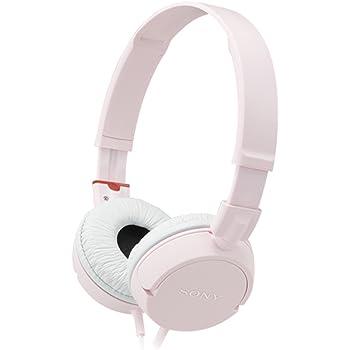 Sony MDRZX100P DJ Bügelkopfhörer pink