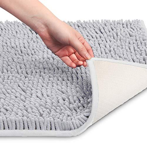 Petti artigiani italiani ⭐ tappeti bagno, tappeti per bagno, tappeto antiscivolo, tappeto bianco, super assorbente e morbidissimo