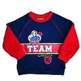 Jungen Sweatshirt | Feuerwehrmann Sam | Größe 92 | Kinder Pullover, Größe:92, Farbe:Blau