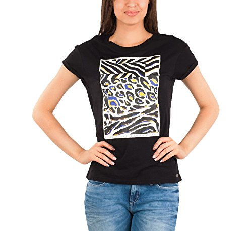 Pepe Jeans -  T-shirt - Donna Nero