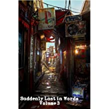 Suddenly Lost In Words, Volume 3 (English Edition)