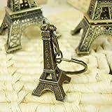 Sunlera Tour-Andenken Weinlese-Eiffelturm Paris Frankreich Souvenir Metallmodell