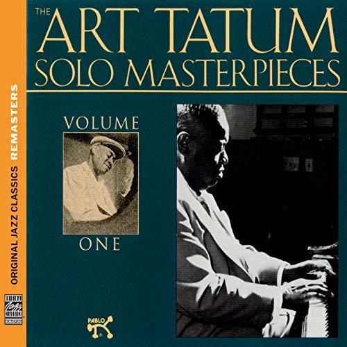The Art Tatum Solo Masterpieces, Vol. 1 [Original Jazz Classics Remasters] (Original Jazz Classics Remasters) (Tatum Art)
