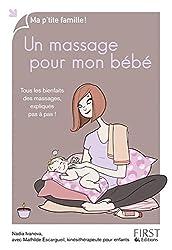 Un massage pour mon bébé
