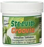 Gesund & Leben Steevia Groovia (weißes kristallines Pulver)