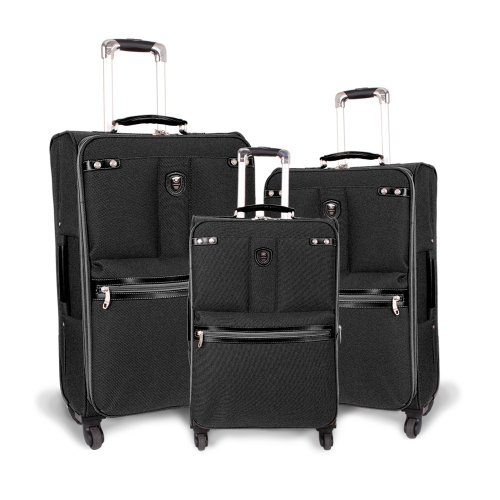 j-world-new-york-centennial-lightweight-3-piece-spinner-luggage-set-black-one-size