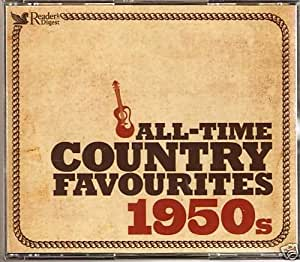 All-Time Country Favourites 1950's