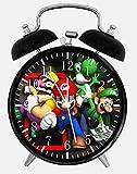Super Mario Alarm Schreibtisch Uhr 9,5cm Room Decor C111wird ein schönes Geschenk