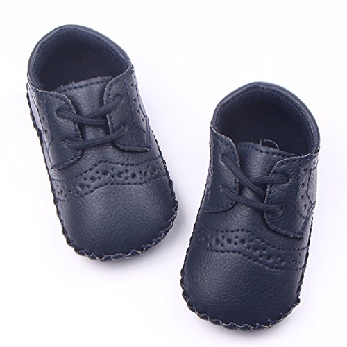 YOUJIA Unisex Baby Sandalen Neugeborenen Sandale Schuhe Rutschfest Ersten Wanderer Sommerschuhe Schwarz