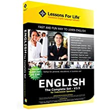 English (US) for INDONESIAN Speakers - THE COMPLETE SET - V3.5 - (DVD-ROM)