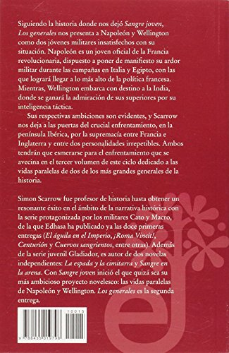 Los Generales. Napoleon Y Wellington II (Pocket) leer libros online gratis en español para descargar