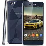 "Bluboo Picasso - Smartphone Libre Android 3G (5.0"" HD 1280x720P, Quad Core, Dual Sim, Ram 2Gb Rom 16Gb, 8Mp, Multi-Idiomas), Azul"