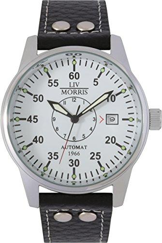 LIV MORRIS - Herren -Armbanduhr- 610098076353