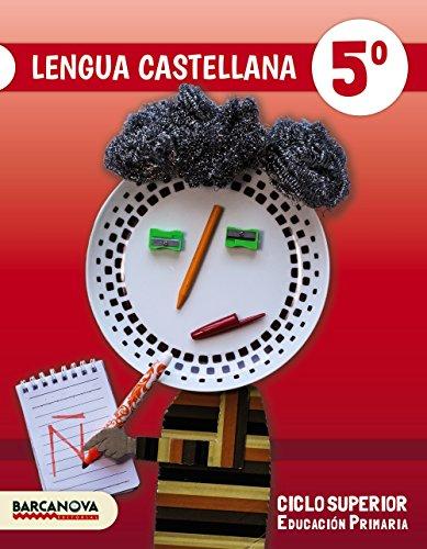 Lengua castellana 5º. Libro del alumno (Materials Educatius - Cicle Superior - Llengua Castellana) - 9788448941666