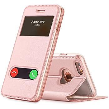 coque rabattable iphone 6