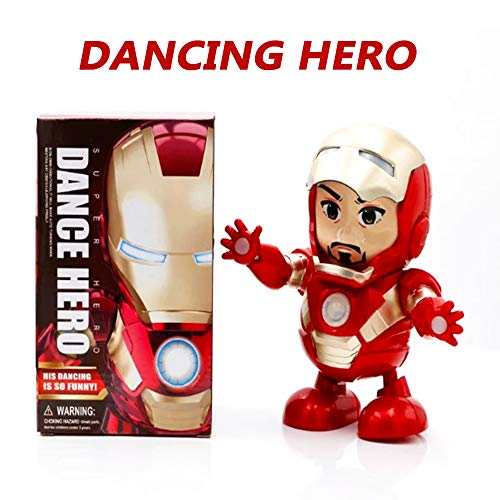 Iron Man Electronic Toys - Best Reviews Tips