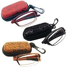 07cef2918c 3 pares del sur mar plegable gafas de lectura w Estuche De Viaje
