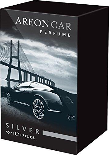 Preisvergleich Produktbild Lufterfrischer Areon LUX Parfüm Silber 50ml.