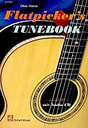 Flatpickers Tunebook (Noten/ TAB/ CD)