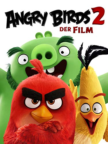 Angry Birds 2 - Der Film [4K UHD]
