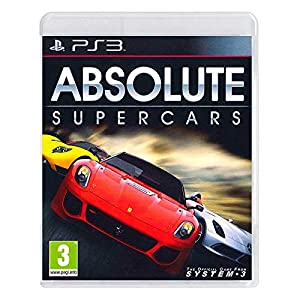Absolute Supercars (Playstation 3) [UK IMPORT]
