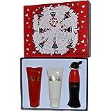 Moschino Cheap & Chic Geschenkset für Sie (EdT Spray 50ml, Duschgel 100ml, Bodylotion 100ml)