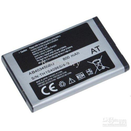 Akku Samsung AB403450BU für das gt-s3500//GT-//gt3500i/GT-E2550/sgh-s720i/Made in Germany GT-S3550/gt-e250/gt-e590/sgh-e790/
