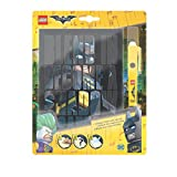 LEGO - LG51738 - Lego Batman Movie - Batman Journal + Stylo invisible