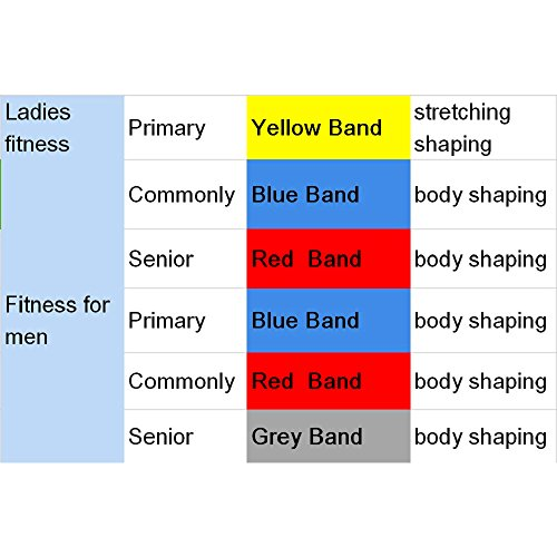 Shaping Resistance BandsPilates Yoga Rehab Improve – Exercise Bands