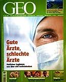 GEO Magazin 2009, Nr. 05 Mai - gute Ärzte, schlechte Ärzte, Tauch-Expedition im Westpazifik, Saudi-Arabien: Terroristen-Therapie, Drei Kinder - drei Welten, Hausstaub, Kängurus