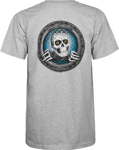 powell-peralta Pool Light Ripper T-Shirt grau