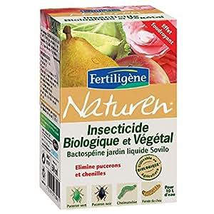 Naturen - Insecticide biologique et végétal / Boîte 50 ml