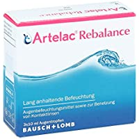 Artelac Rebalance Augentropfen 3X10 ml preisvergleich bei billige-tabletten.eu