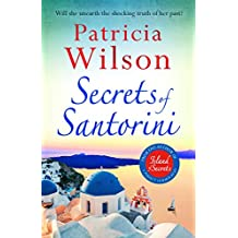 Secrets of Santorini: The perfect holiday read