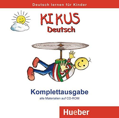 KIKUS Deutsch: Deutsch als Fremdsprache/Deutsch als Zweitsprache / Komplettausgabe auf CD-ROM (KIKUS-Materialien)