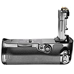 Neewer Battery Grip Replacement Grip For Canon Bg-e20, High-intensity Sealing Multi-button Operation Grip Compatible With Lp-e6 Lp-e6n Batteries, Suitable For Canon Eos 5d Mark Iv Dslr Camera Body