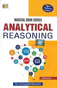 MAGICAL BOOK SERIES ANALYTICAL REASONING by [Pandey, MK]