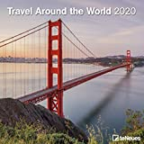Travel Around the World 2020  - Broschürenkalender - Wandkalender - Fotokalender - 30x30cm