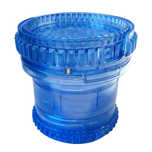 Preisvergleich Produktbild Flowermate Grinder Load X with 2 Pcs Stainless Steel Pods (Blue)