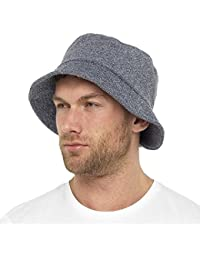 Undercover Mens Tom Franks Towelling Bucket Hat GL784 Navy or Grey