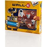Diset - 46117 - Jeu de société - Jeu éducatif - Magnetics Wall-E