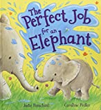 PERFECT JOB FOR AN ELEPHANT