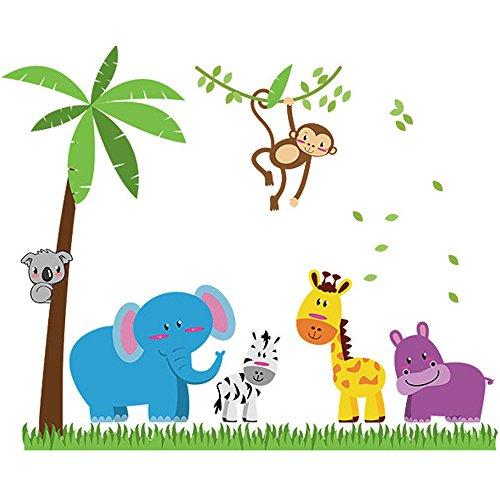 winhappyhome-animali-party-coco-albero-wall-art-adesivi-per-bambini-camera-da-letto-salotto-camerett